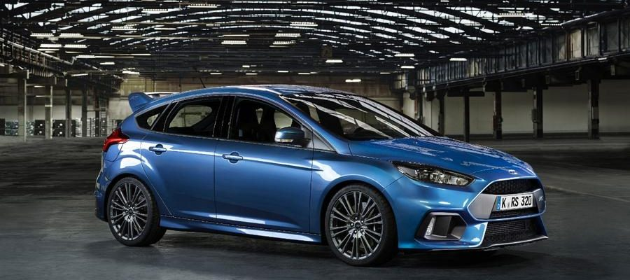 Ford Focus RS 3