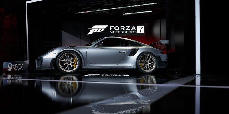 Porsche GT2 RS- Forza Motorsport 7