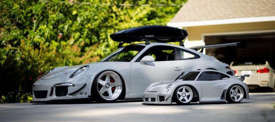 KidStance Porsche