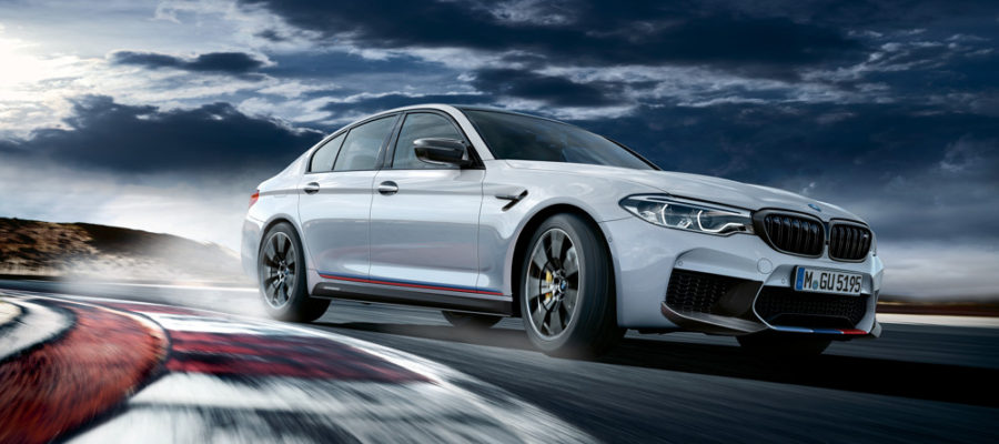 BMW M5 Maman