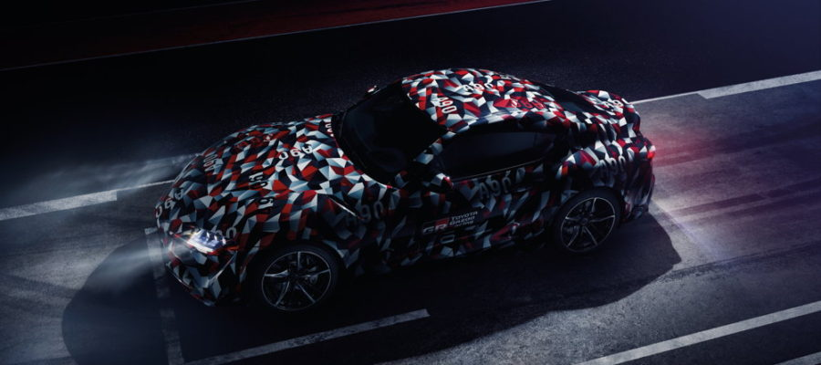 Toyota Supra mk5