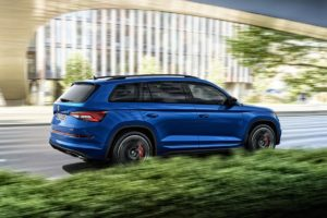 SUV 7 places sportif
