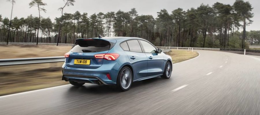 Nouvelle Ford Focus ST 2019