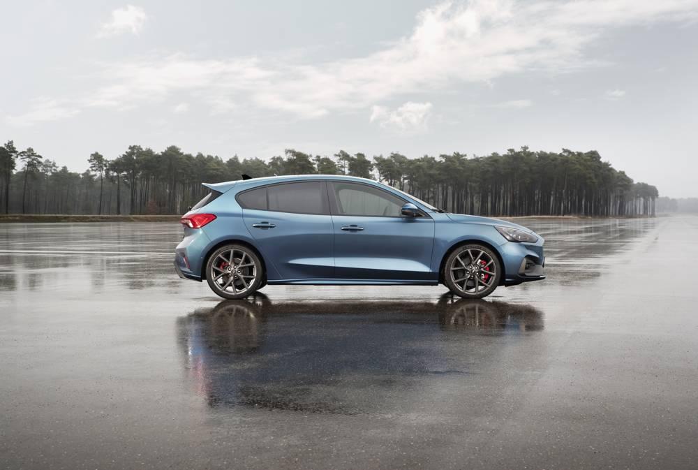 côté Ford Focus ST 2019