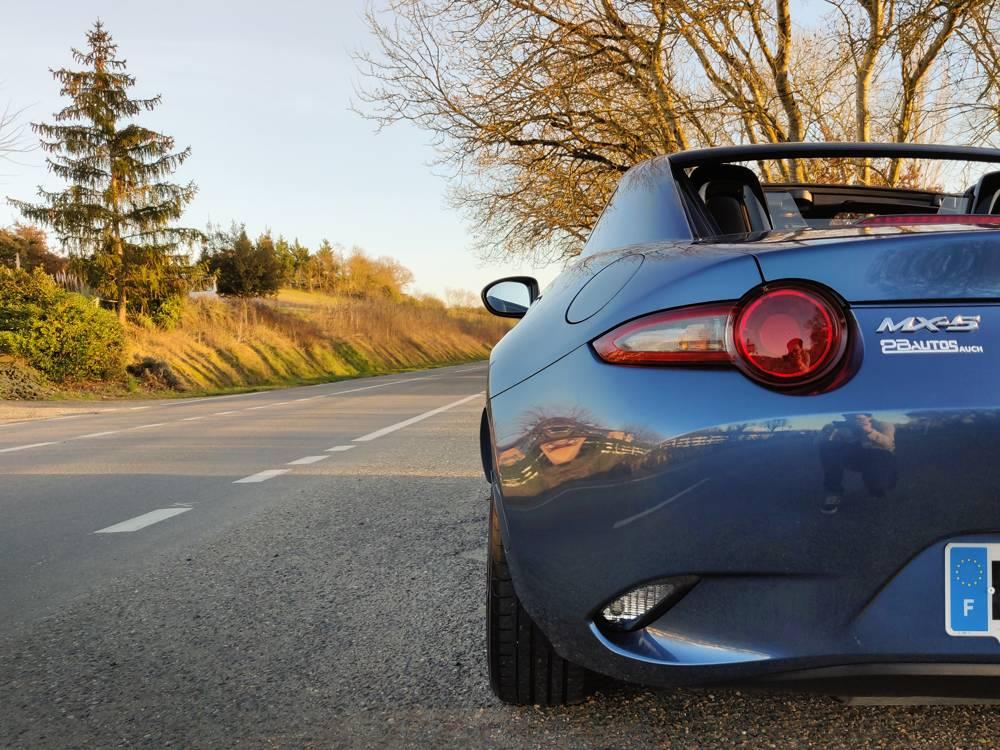 MX5 Mazda Auch