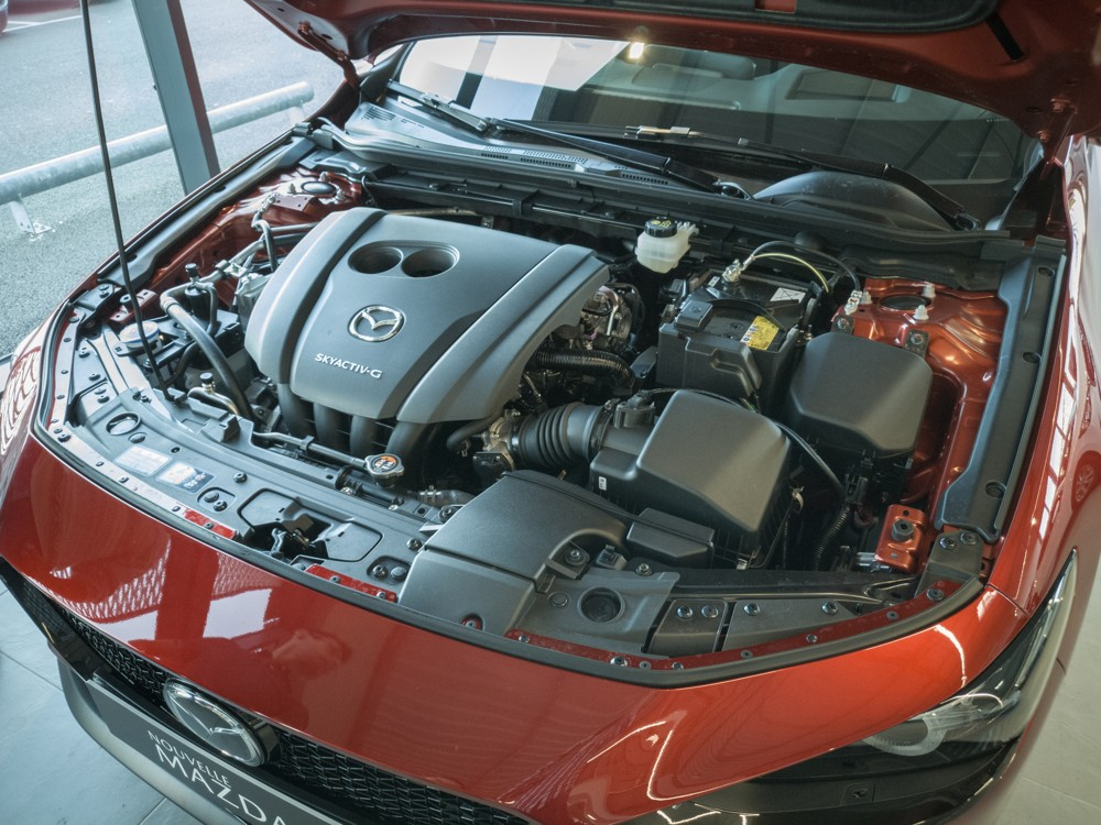 Mazda SkyActiv-G