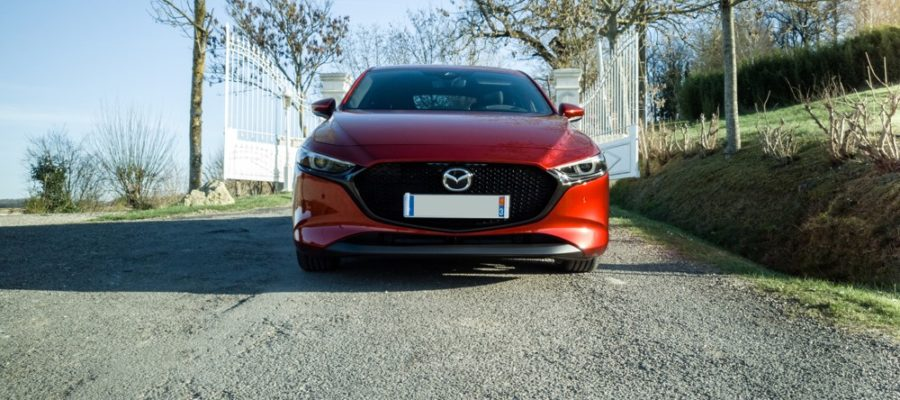 Nouvelle Mazda3 2019