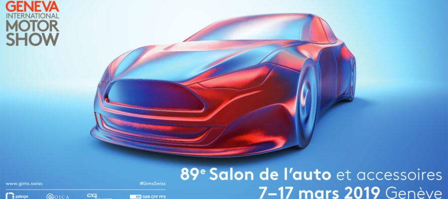 Salon auto de Genève 2019