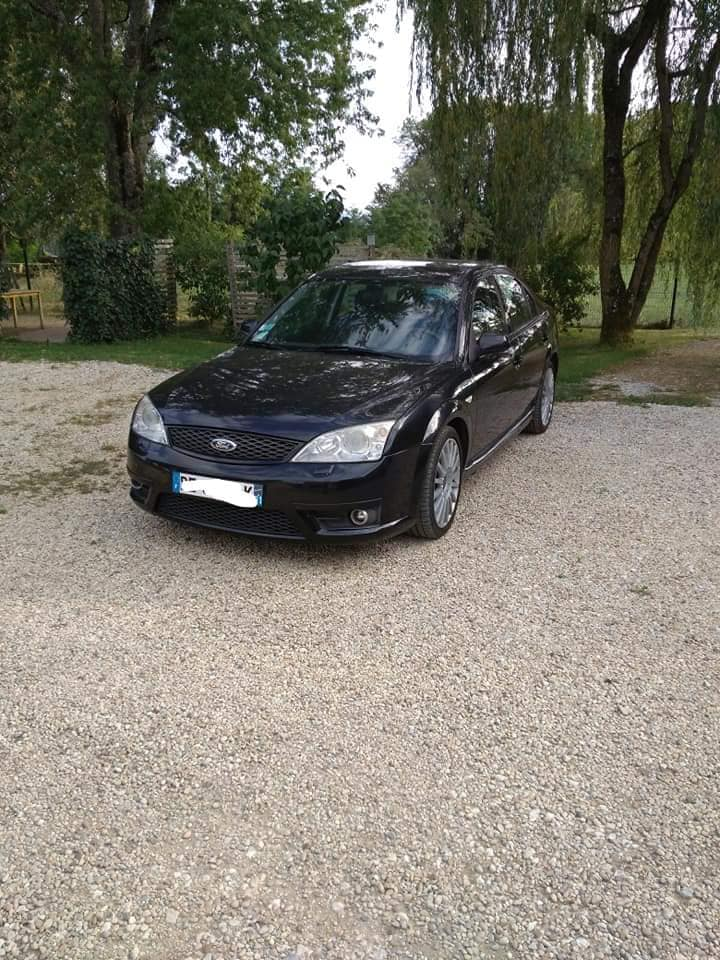 Mondeo ST220