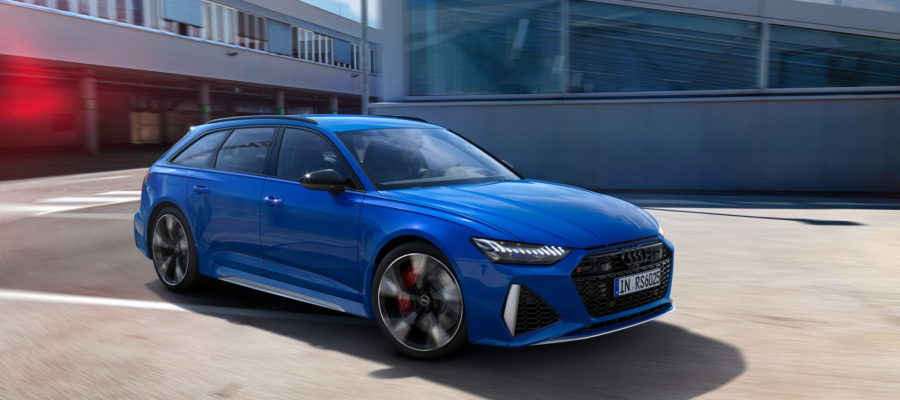 Audi RS 25 ans