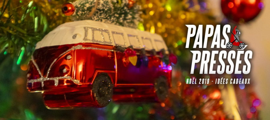 Noël : 10 idées de cadeaux pour un papa pressé