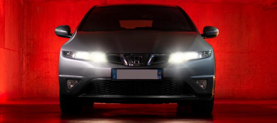 Honda Civic 8 1.8 140ch