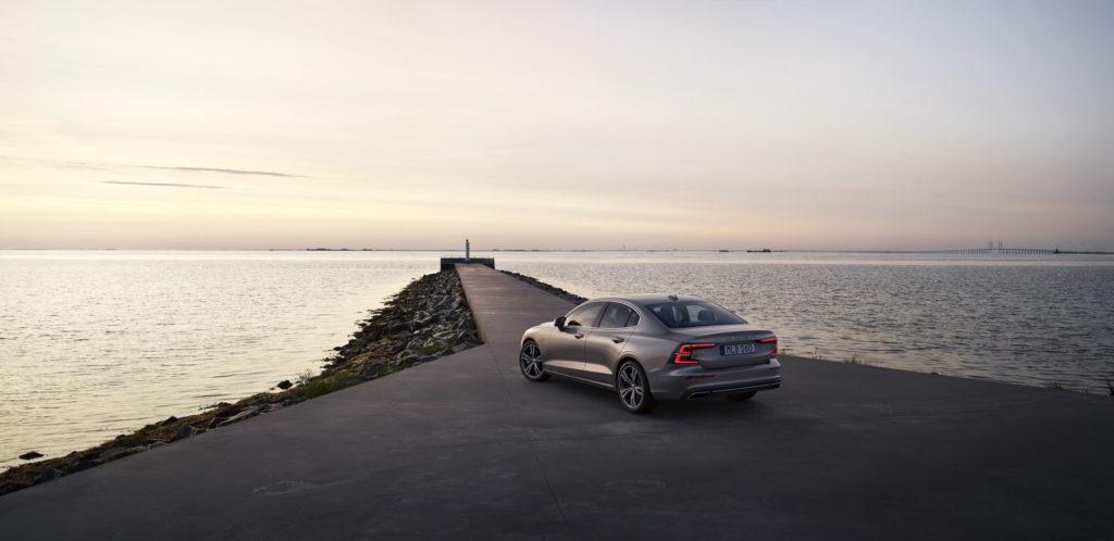 Volvo S60 Recharge